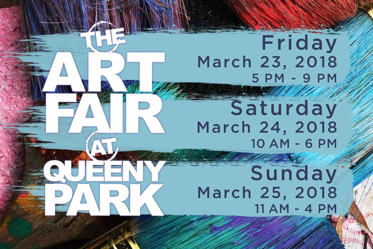 The Art Fair at Queeny Park March 23, 24, 25